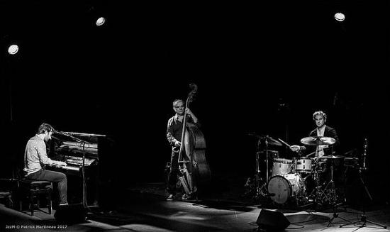Julien Brunetaud, Bruno Rousselet, Alex Viudes © Patrick Martineau