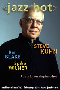 Jazz Hot n°667, Steve Kuhn