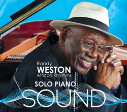 Randy Weston African Rhythms, Sound: Solo Piano, Autoproduction