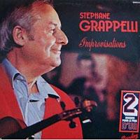 1955, avec Stéphane Grappelli