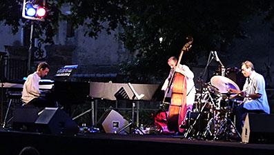 Pierre de Bethemann Trio © Jérôme Partage