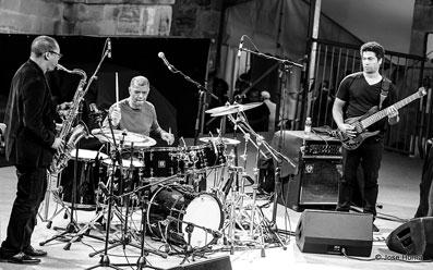 Jack DeJohnette Trio © Jose Horna