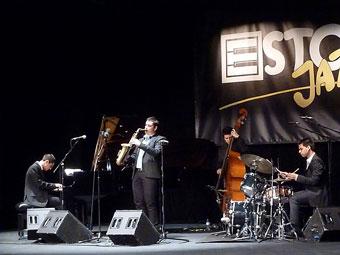 Ricardo Toscano Quartet © Serge Baudot