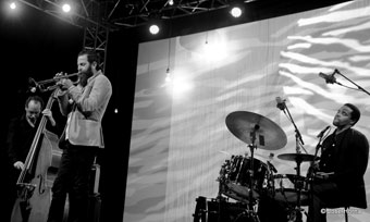 Avishai Cohen Trio © Jose Horna