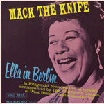 1960. Mack the Knife, Ella in Berlin, Verve