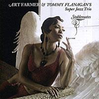 1983. Art Farmer & Tommy Flanagan's Super Jazz Trio, Stablemates, Jazz Ball Records