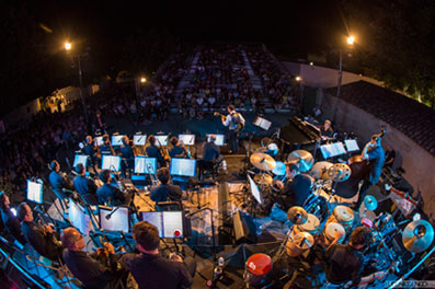 Django Revisited Big Band, Pertuis 2015 © Ludovic Genco by courtesy