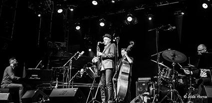 Andrzej Olejniczak, Getxo Jazz 2017 © Jose Horna