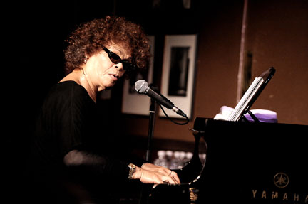 Tania Maria at Ronnie Scott's, 21 May 2009 © David Sinclair