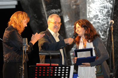 Maria Pia De Vito e Rita Marcotulli © foto X by Courtesy of Iseo Jazz