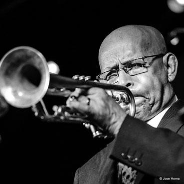 Eddie Henderson, Jazzaldia San sebastiàn, 2015 © Jose Horna