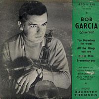 1956, avec Bob Garcia, 45t.