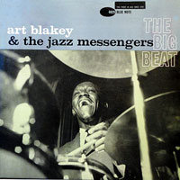 1960. Art Blakey, The Big Beat