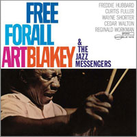 1964. Art Blakey & the Jazz Messengers, Free For All, Blue Note
