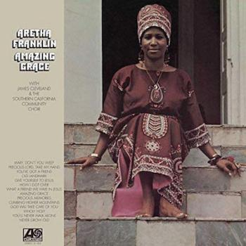 1972. Aretha Franklin, Amazing Grace, Atlantic