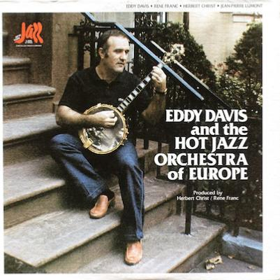 1976-Eddy Davis and the Hot Jazz Orchestra of Europe