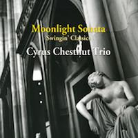 2011. Cyrus Chestnut, Moonlight Sonata: Swingin' Classics