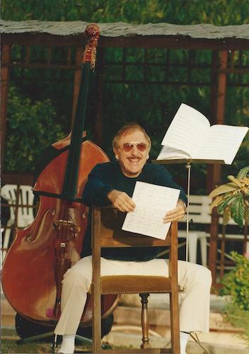 Pierre Sim en 2000 © Lionel Simonian by courtesy