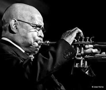 Eddie Henderson, San Sebastiàn 2015 © Jose Horna