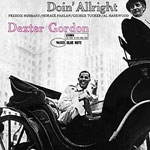 1961. Dexter Gordon, Doin' Allright, Blue Note