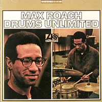 1965. Max Roach, Drums Unlimited