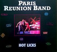1987. Paris Reunion Band, Hot Licks, Sonet