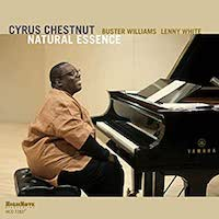 2015. Cyrus Chestnut, Natural Essence