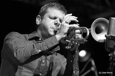 Fabrizio Bosso, Vitoria Jazz Festival (2009) © José M. Horna
