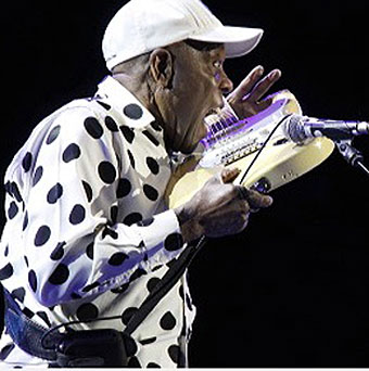 Buddy Guy, Jazz à Vienne 2016 © Pascal Kober