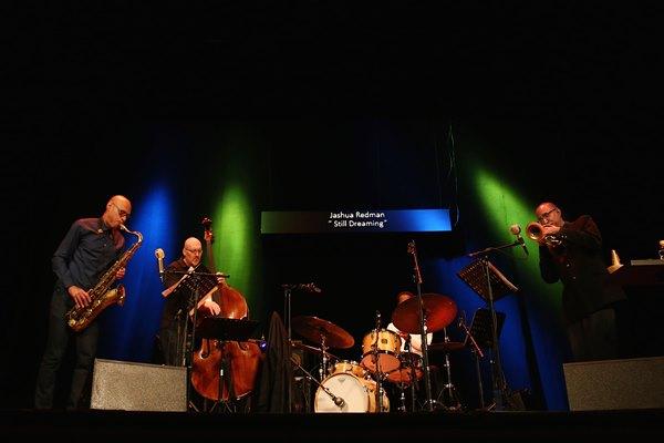 Joshua Redman Quartet © Markus Fägersten, by courtesy of Ystad Sweden Jazz Festival