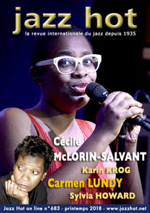 Jazz Hot n°683, Cécile McLorin Salvant