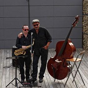 Julien Pirlot et Sam Gerstmans © Pierre Hembise