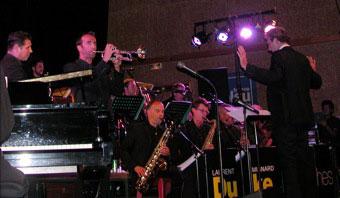 Laurent Mignard Duke Orchestra © Félix W. Sportis