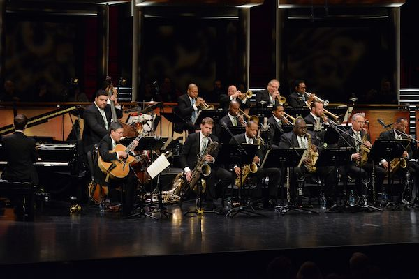 Le Lincoln Center Jazz Orchestra (festival Essentially Ellington) © Frank Stewart by courtesy of JALC