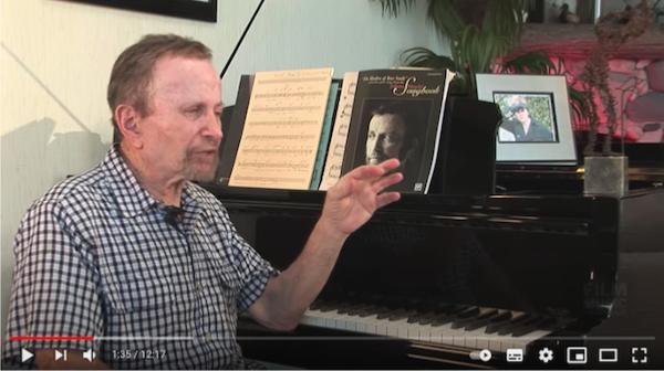 Johnny Mandel, YouTube © Film Music Foundation