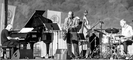 Ernie Watts Quartet © Jose Horna