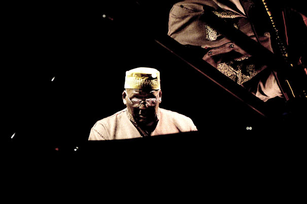 Randy Weston at Queen Elizabeth Hall, London, 2003 © David Sinclair