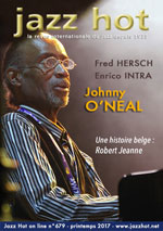 Jazz Hot n°679, Johnny O'Neal