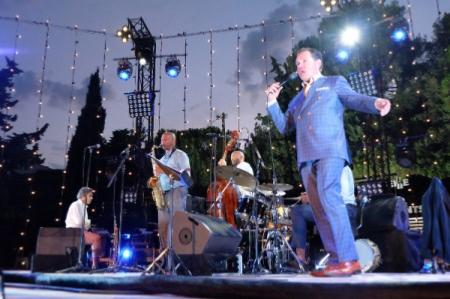 Branford Marsalis Quartet et Kurt Elling © Ellen Bertet