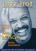Jazz Hot n°686, John Betsch