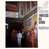 1982. Timeless All Stars at Keystone Korner, Timeless Records