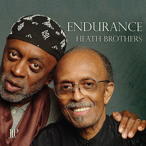 The Heath Brothers, Al & Jimmy Heath, Endurance, Jazz Legacy 0901004, 2008