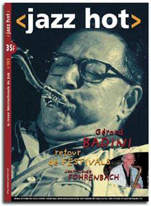 Jazz Hot n°583-2001