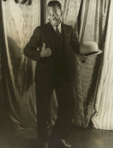 Bill Robinson, 1933 © by courtesy of Library of Congress, Prints & Photographs Division, Carl Van Vechten Collection