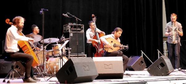 Fayçal Salhi Quintet © Serge Baudot