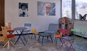 Exposition des photos de Pascal Kober à la médiathèque Paul-Éluard de Fontaine © Pascal Kober