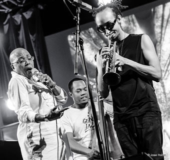 Dee Dee Bridgewater Quintet © Jose Horna