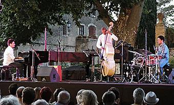 Harold Lopez-Nussa Trio © Jérôme Partage