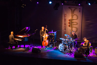 Lars-Danielsson Group © Maurizio Tagliatesta by courtesy of Fano Jazz by the Sea