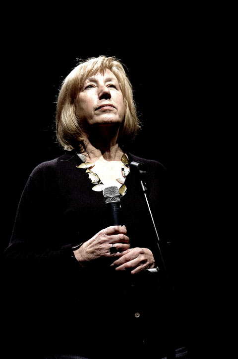 Norma Winstone. at Purcell Room, 15 November 2003 © David Sinclair
